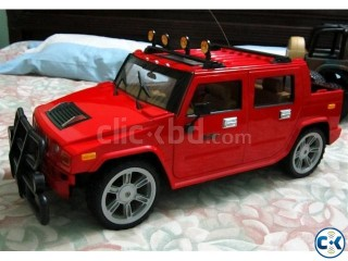 Licensed R C exclusive Hummer H2 Radio Controlled 1 8 size