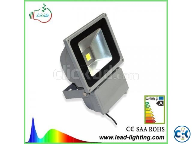 LED flood light 70W | ClickBD large image 1