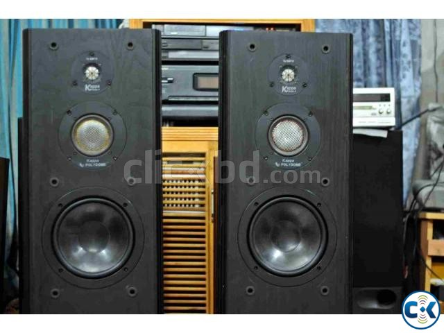 INFINITY KAPPA 6.1 SERIES II TOwER SPEAKER USA. | ClickBD large image 1