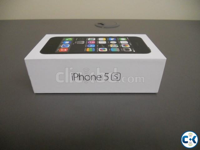 Apple iPhone 5s Latest Model Factory Unlocked Smartphone | ClickBD large image 0