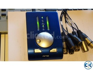 RME Babayface Audio Interface for Sell