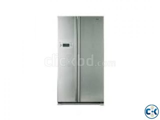 Samsung side by side fridge rsh5susl