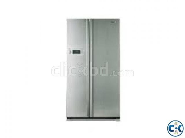 Samsung side by side fridge rsh5susl   ClickBD large image 0