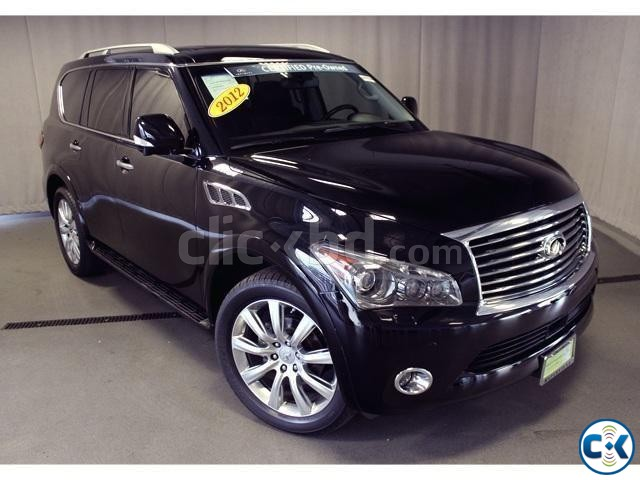for sale used 2012 infiniti qx56 base 15000usd clickbd. Black Bedroom Furniture Sets. Home Design Ideas