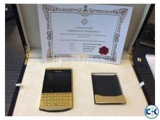 BlackBerry-Porsche-Design-P9981 Gold
