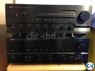 YAMAHA STERIO AX 900 POWERFUL AMP 130 WATT PER CHANNEL.