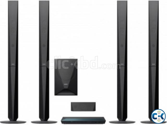 Sony BDVE6100 5.1 3D Blu-ray Home Theatre 1000 wat | ClickBD large image 0