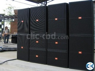 Complete Stadium Concert Sound System by SSS