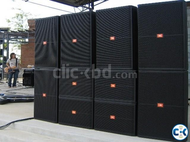Complete Stadium Concert Sound System by SSS  | ClickBD large image 0