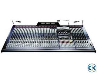 Sound Craft GB 8 32 channel mixer