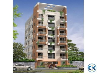 Flat in West Dhanmondi beside Niribili Project 1250 Sq.Feet