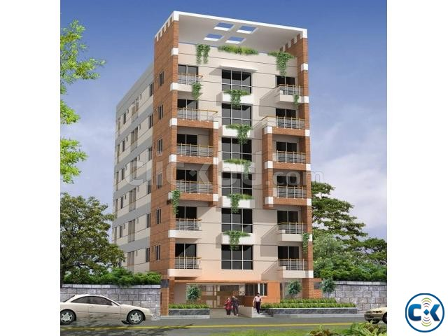 Flat in West Dhanmondi beside Niribili Project 1250 Sq.Feet | ClickBD large image 0