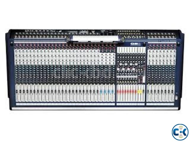 Sound craft GB-8 32 channel | ClickBD large image 0