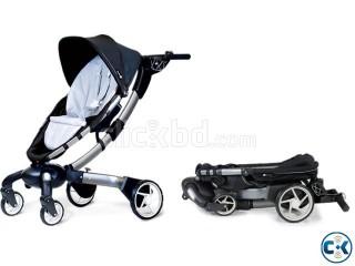 2014 4moms Origami Stroller Complete Set