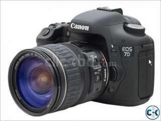 CANON EOS-7D SLR Camera