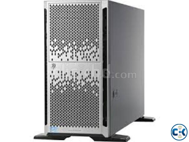 HP ProLiant ML350p Intel Xeon -E5-2609v2 Tower | ClickBD large image 0