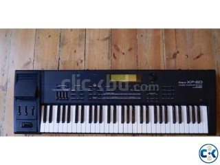 Roland XP-60 Music Workstation Keyboard