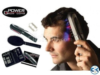 Power Grow Comb Laser Treatment New