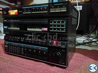 JAPAN VICTOR AMPLIFIER AND EQUALIZER FULL FRESH.
