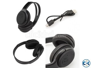 Wireless mp3 headphones with FM TF Card Supported