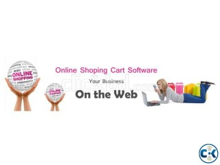 Online Shoping Software