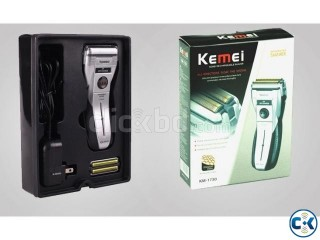Kemei Rechargeable shaver KM-1730 New