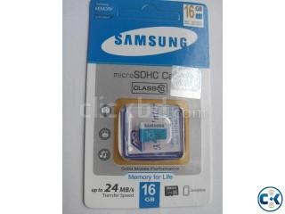 Samsung class 10 original 16 gb memory card