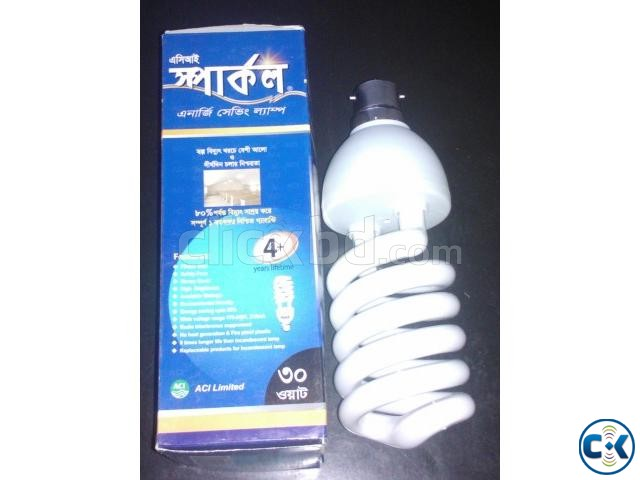 Wholesale High Efficiency Energy Saving Lamp in Best Price | ClickBD large image 2