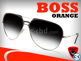 BOSS ORANGE Aviator Sunglass