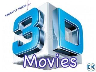 200 3D SBS 1080p Movies @7000 Tk ##01717-157436