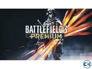 Battlefield 3 Premium Edition with 5 Expansion Pack