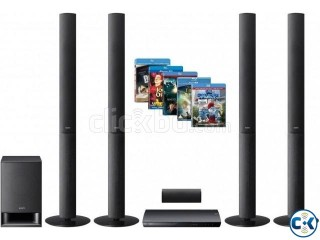 Sony BDV E690 UK 3D Blu-ray Theatre 1000 watt