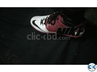Nike elastic pro 2 soccer turf