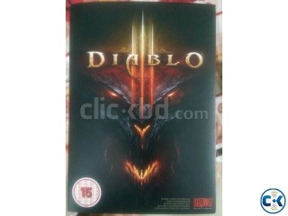 Original PC Game Diablo 3 For 1000tk