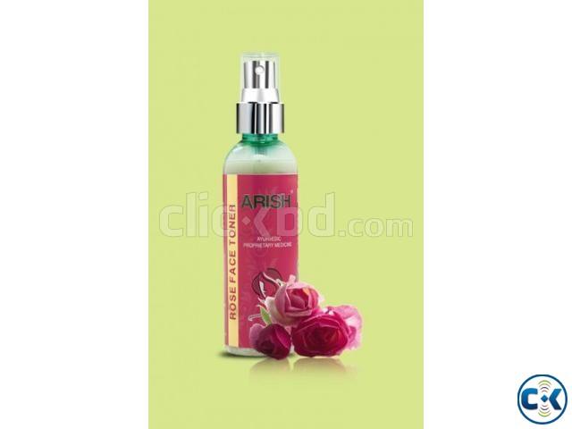 Arish Ayurvedic Rose Face Toner Hotline 01671645796 | ClickBD large image 0