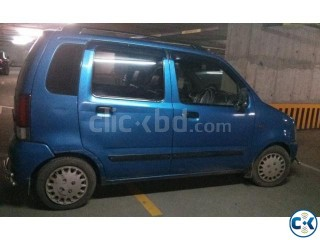 Very good condition Suzuki Maruti WagonR 1100cc Octane CNG
