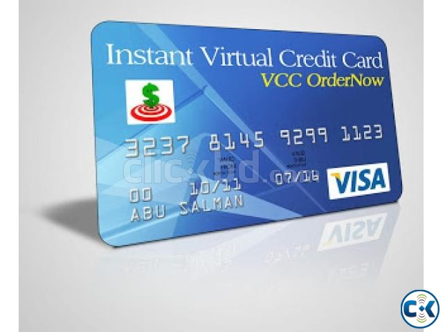 verity your account with virtual credit card - Virtual Visa Card Load With Paypal