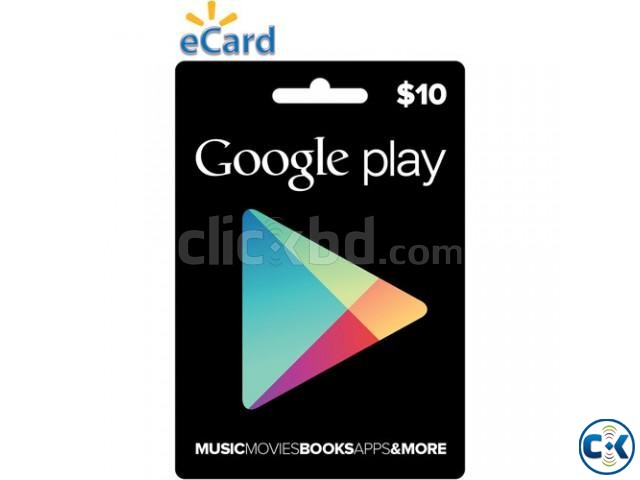 Gift Card - iTunes Google Play Facebook XBox Live | ClickBD large image 0