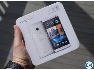 Intact Htc One M7 32GB Silver Color_Limited Stock By DXGen