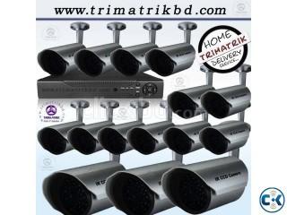 KPC139 Avtech CCTV Camera Full Package 15