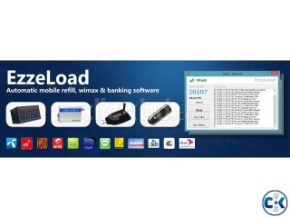automatic flexiload bkash dbbl recharge software