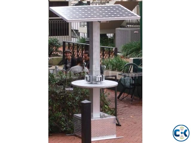 Solar Power Station for Laptop Tab Cellphone | ClickBD large image 0