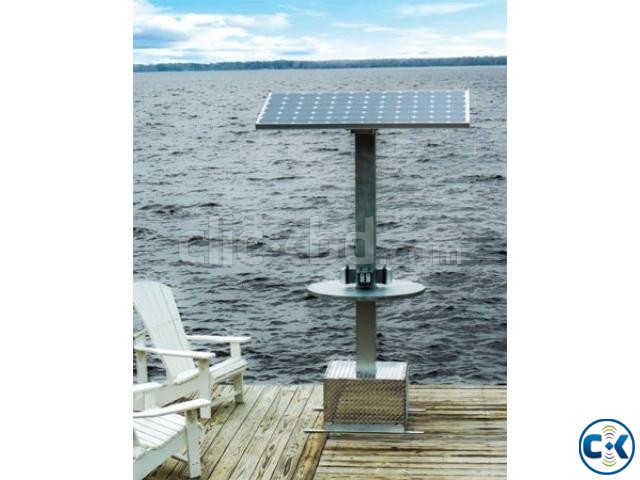 Solar Power Station for Laptop Tab Cellphone | ClickBD large image 1