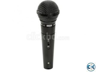 Ahuja Wired Microphone AUD 101XLR New