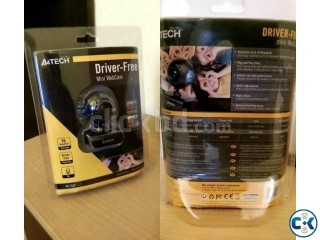 Brand New Unused A4Tech 16MP HD Webcam