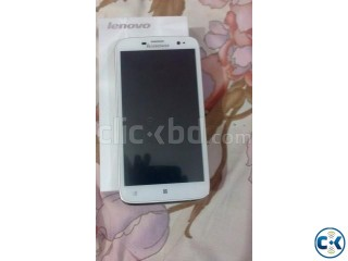 Lenovo A850+ (2weeks used with warranty)
