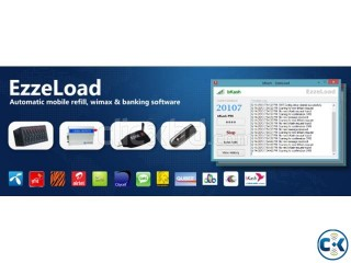 Fully automatic flexiload bkash recharge System