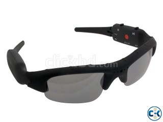 Spy Camera Sunglasses New