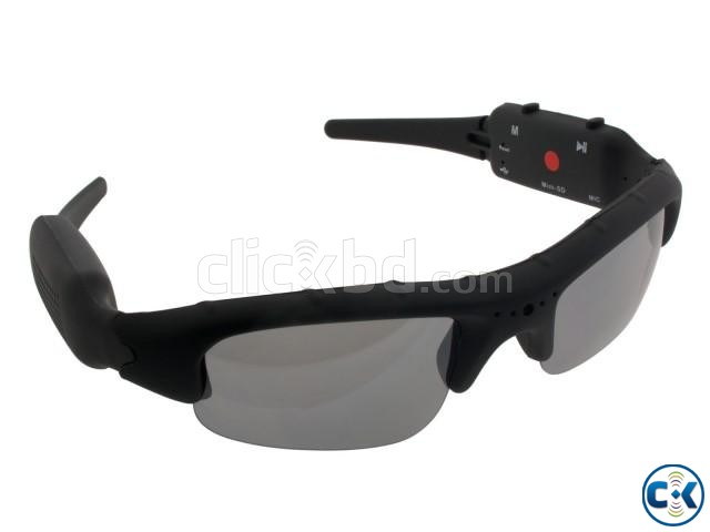 Spy Camera Sunglasses New  | ClickBD large image 0