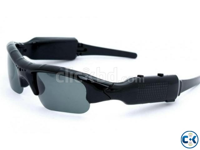 Spy Camera Sunglasses New  | ClickBD large image 1